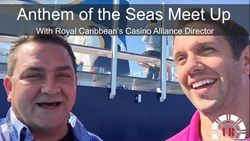 Anthem of the Seas Meet Up Interview with Royal Caribbean