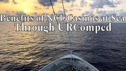 Benefits of NCL Casinos at Sea through URComped