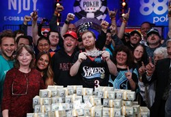 Joe McKeehen Wins World Series of Poker