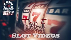 URComped Top 5 Slot Videos of the Week October 23rd!