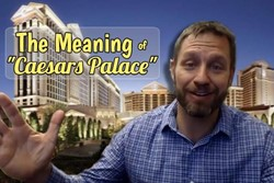 "Meaning Behind the Name ""Caesars Palace"""
