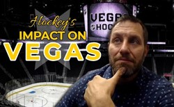 Hockey's Impact on Vegas
