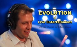 Evolution of Live Entertainment in Las Vegas