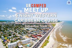 Cruise from Galveston with URComped!