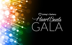 URComped attends Living For Zachary's Heart Beats Gala 2019