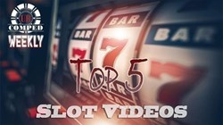 URComped's Top 5 Slot Video Jackpots Of The Week - March 24, 2019