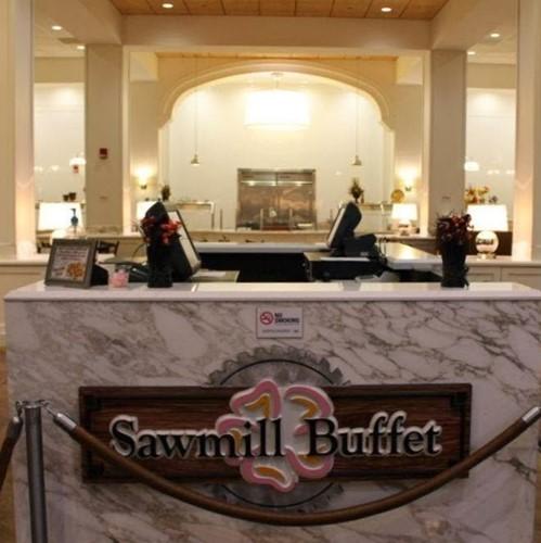 Saw Mill Buffet image