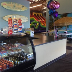 Fun Center Snack Bar Picture