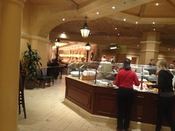 Buffet at Bellagio Picture