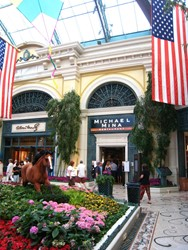 Michael Mina Bellagio Picture
