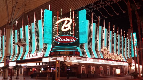 Top of Binion's Steakhouse image