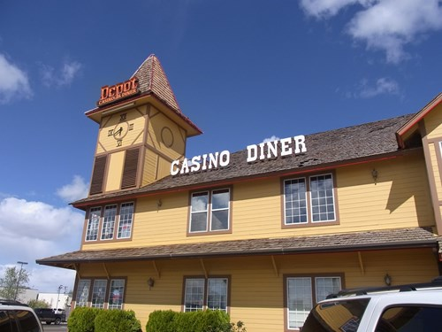 The Diner at the Depot image