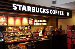 Image Of Starbucks