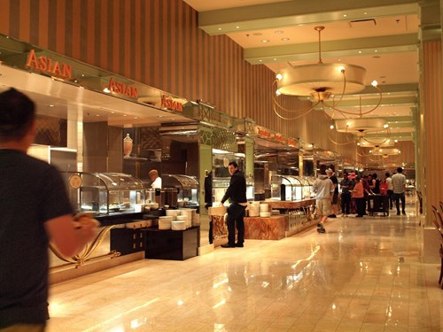 Miraculous Reviews For The Buffet At Harrahs Las Vegas Casino Hotel Interior Design Ideas Clesiryabchikinfo