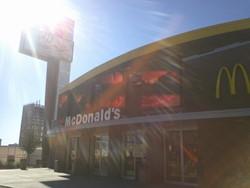Image Of McDonald's