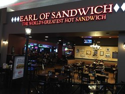 Earl of Sandwich Picture