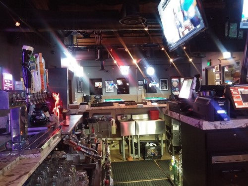Lucky's Sports Bar image