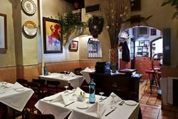 The Café Picture