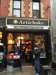 Artichoke - Basille's Pizza Picture