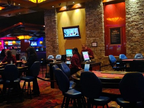 Mustang Sports Grill image