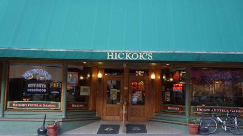 Hickok's Bar image
