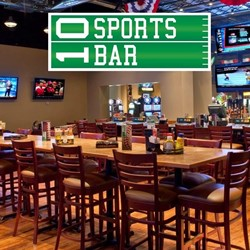 10 Sports Bar Picture
