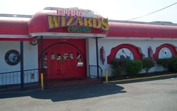 Wizards Restaurant Picture
