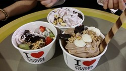 GoYoGo Frozen Yogurt Picture
