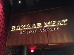 Bazaar Meat by José Andrés Picture
