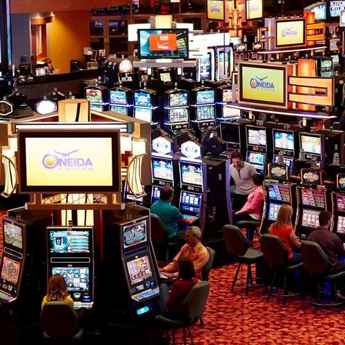 Oneida poker room is dying charlie bear roulette