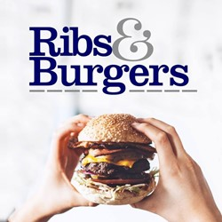 Ribs and Burgers Picture