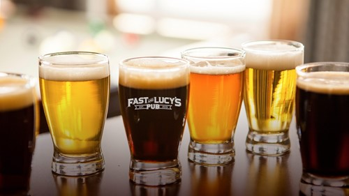 Fast and Lucy's Pub image