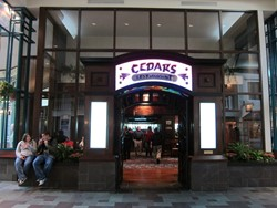 Cedars Steak House Picture