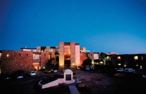 Desert Cave Hotel image