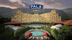 Pala Casino Spa & Resort Rest