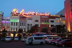Resorts World Manila Rest