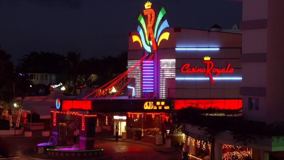 Casino Royale - St Maarten