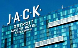 JACK Casino-Hotel Greektown Rest