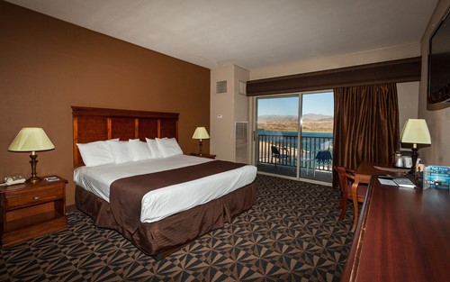 King Room At BlueWater Resort & Casino
