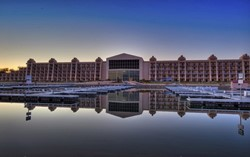 BlueWater Resort & Casino Rest