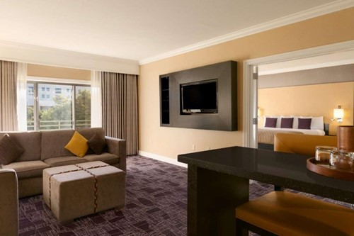 Resort Suite Room At Harrah's Phoenix Ak-Chin Casino Resort