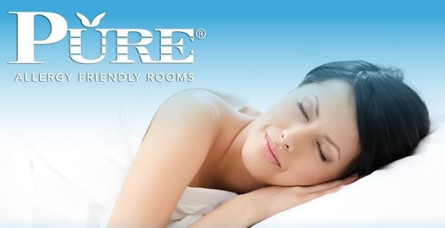 Pure Allergy Friendly Rooms Room At Agua Caliente Casino Resort Spa