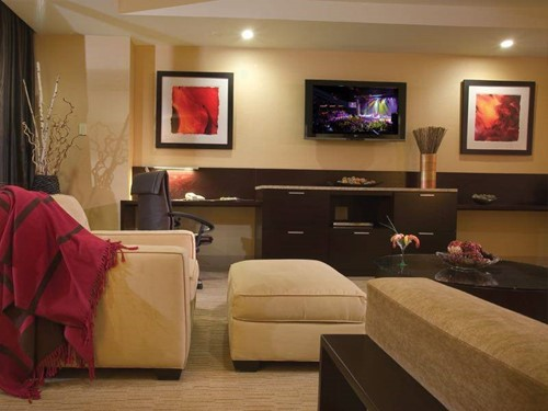 Executive Suites Room At Agua Caliente Casino Resort Spa