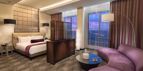 PRESIDENTIAL SUITE Room At Bicycle Casino