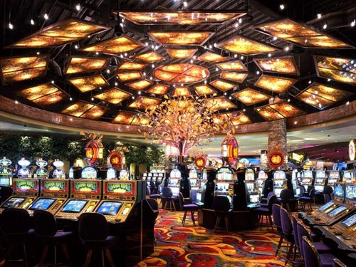 Black Oak Casino Resort Casinos