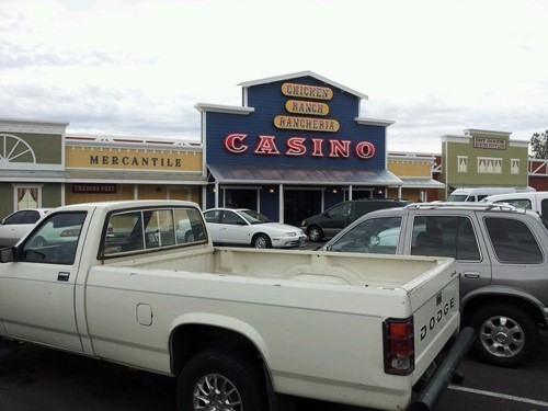 Chicken Ranch Bingo & Casino Casinos