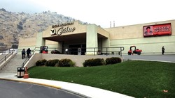 Eagle Mountain Casino Rest