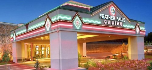 Feather Falls Casino image