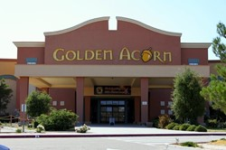Golden Acorn Casino & Travel Center Casinos