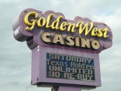 Golden West Casino Rest